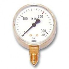 Flaschendruckmanometer (Argon-CO2)