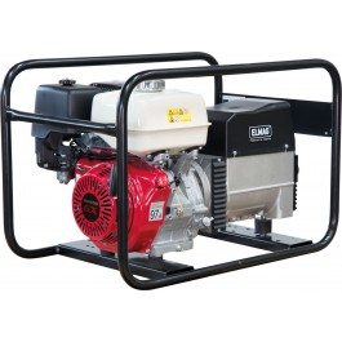 Stromerzeuger SEB 6500WD-AVR