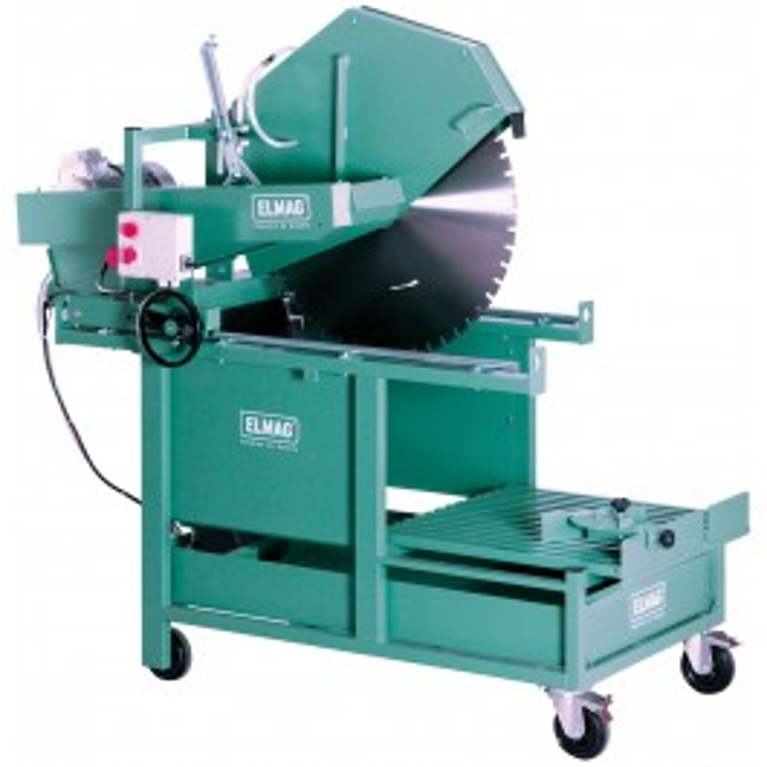 Ziegelschneidmaschine ZSM 1030/1000 - SET: