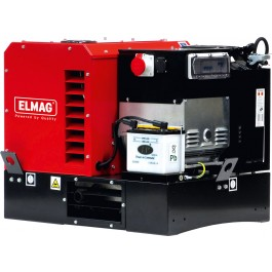 Stromerzeuger SEBS 12000WDE-AVR