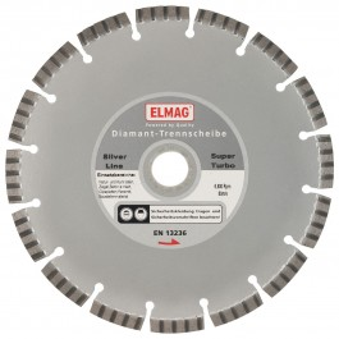 Diamantscheibe 450 mm