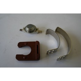 Thermostat kompl. 100° + Halter