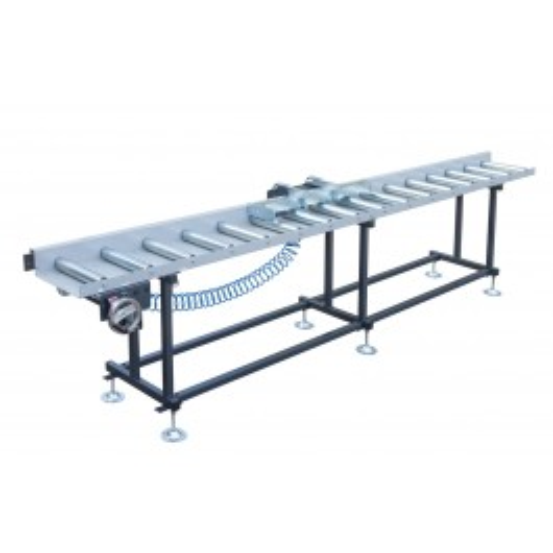 Rollbahn m. Handradverstellung & digitaler