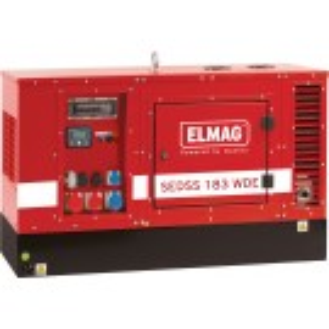 Stromerzeuger SEDSS 83WDE-AVR-DSE4520