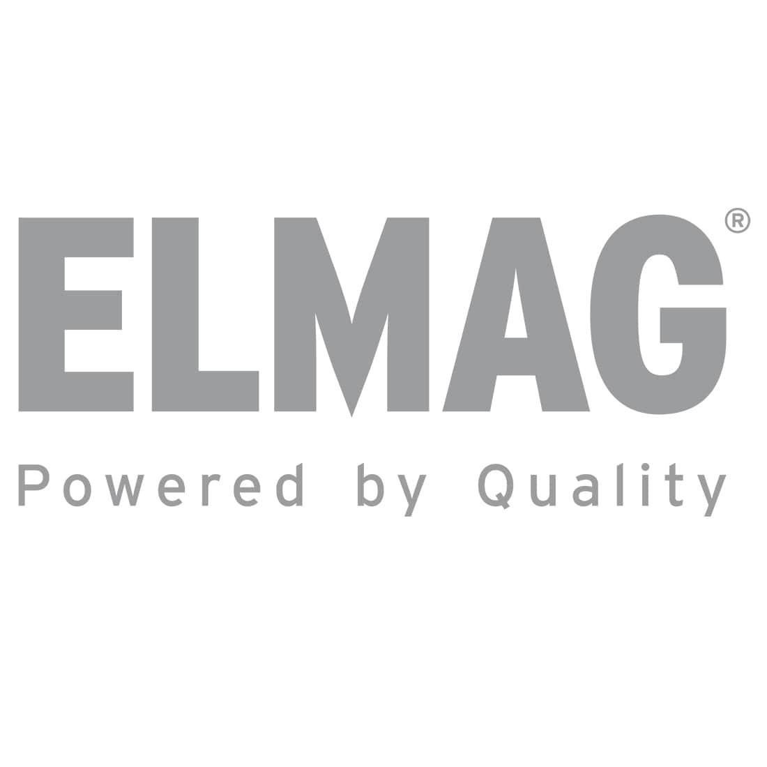 INDUSTRIE Schlauchaufroller Edelstahl '432/22' für Druckluft u. Heißwasser 100°C,  15 m, 1/2', 100bar