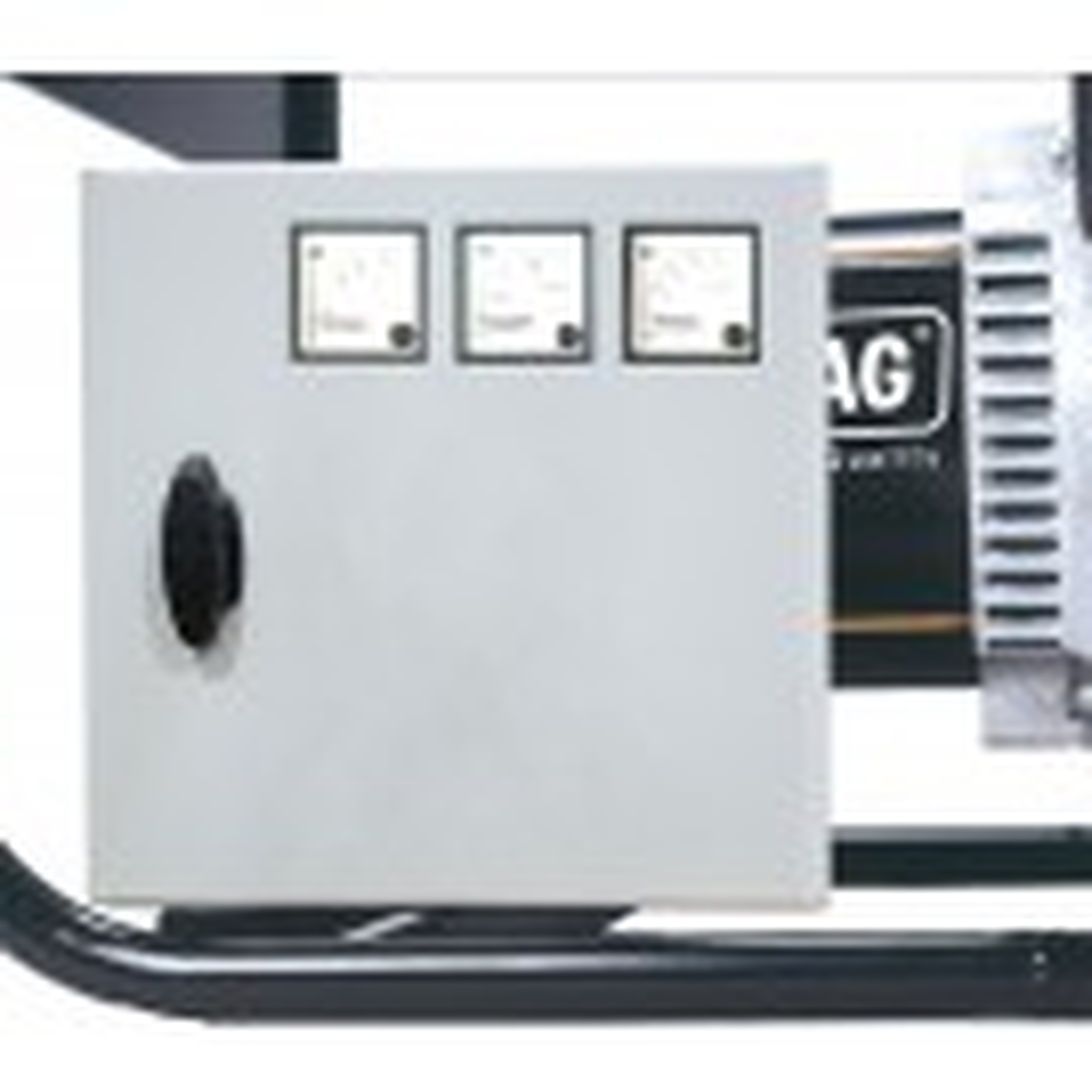 Spannungs-, Stromstärke- u. Frequenzmessgerät 1x230 Volt