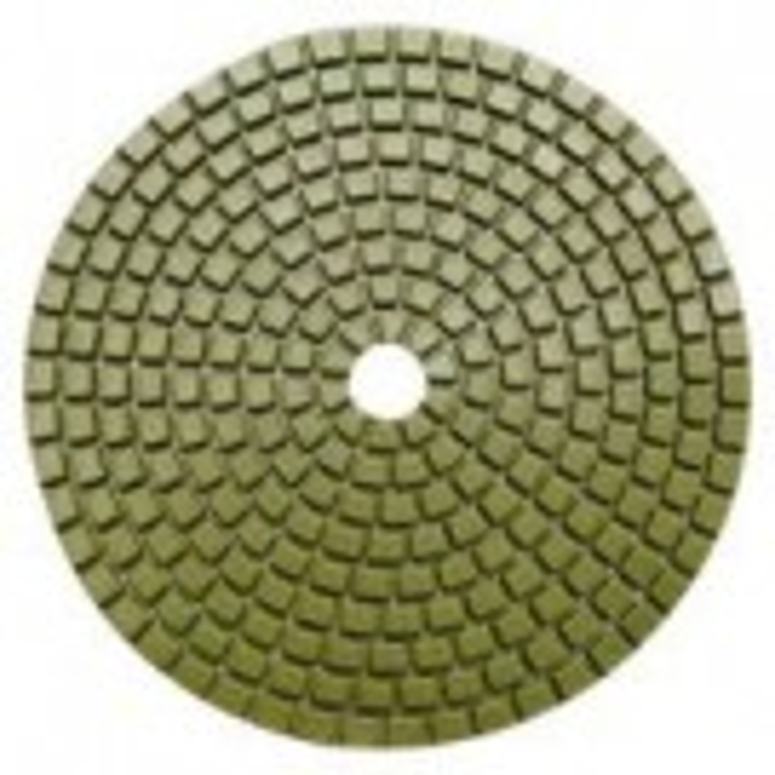 Polierscheibe PolishingPad PAF PadØ 100, Velcro/Klett, grit 3000